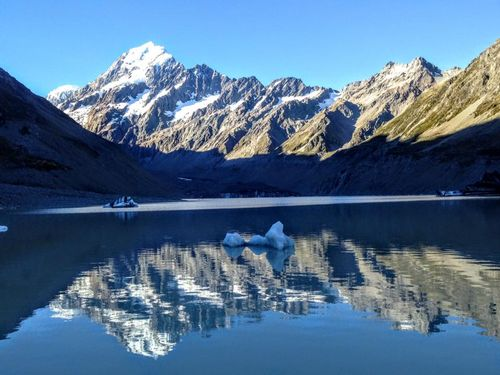 wandelen Nieuw-Zeeland