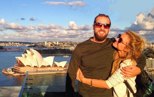 Reizen Australië