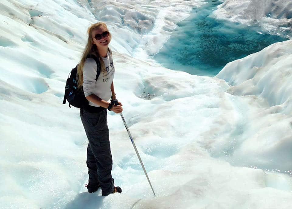 Heli-hike Fox Glacier