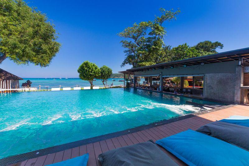 hotels hostels thailand