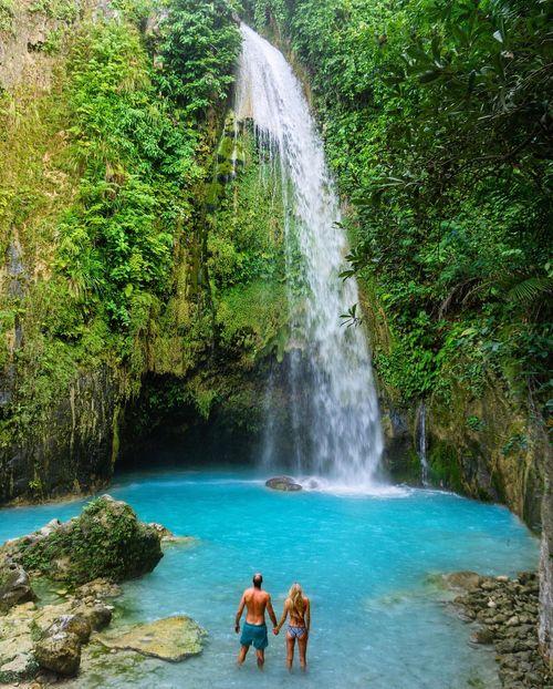 Cebu waterval Filipijnen