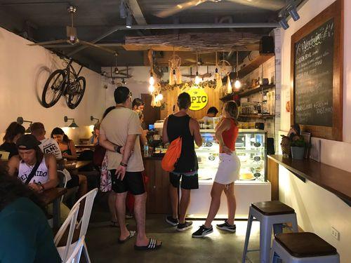 Eilanden Filipijnen: Epic Cafe