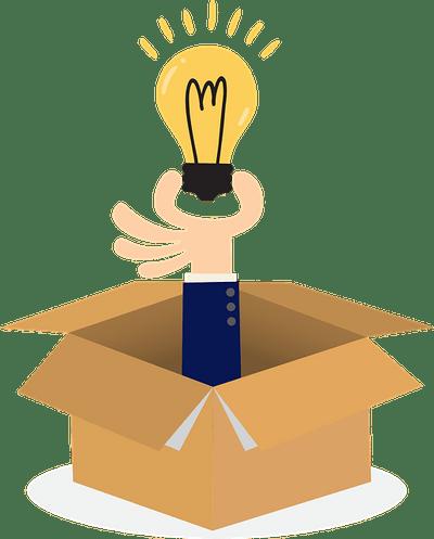 eigen bedrijf ideeën