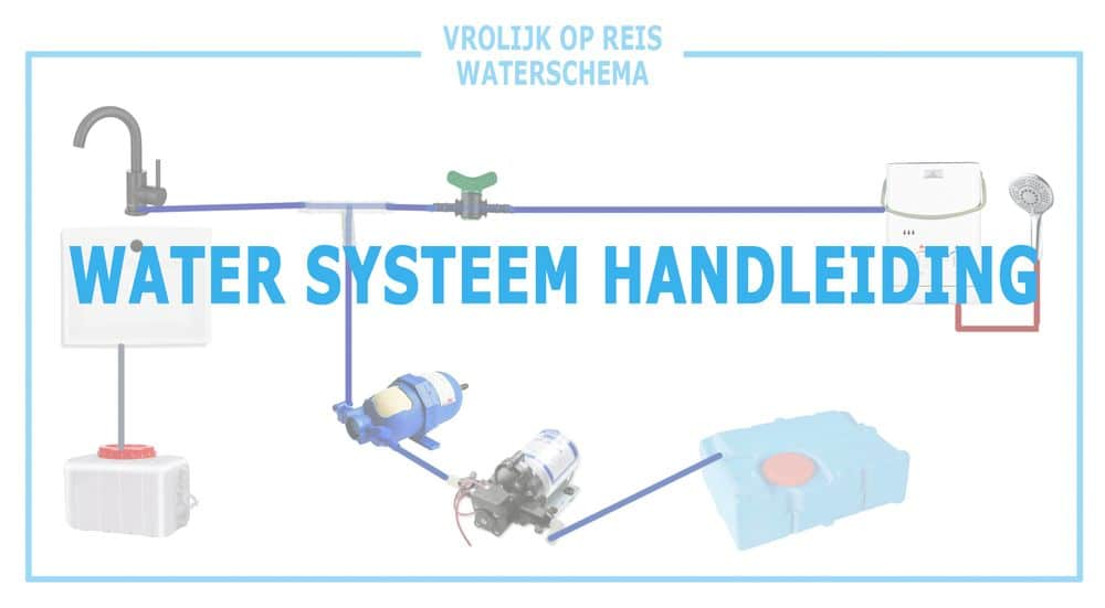 water systeem camper