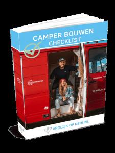 checklist camper bouwen
