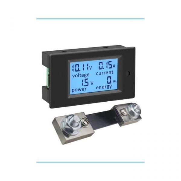 Shunt Monitor Voltmeter