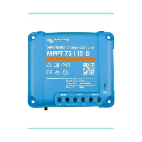Smart Solar Victron MPPT 75,15