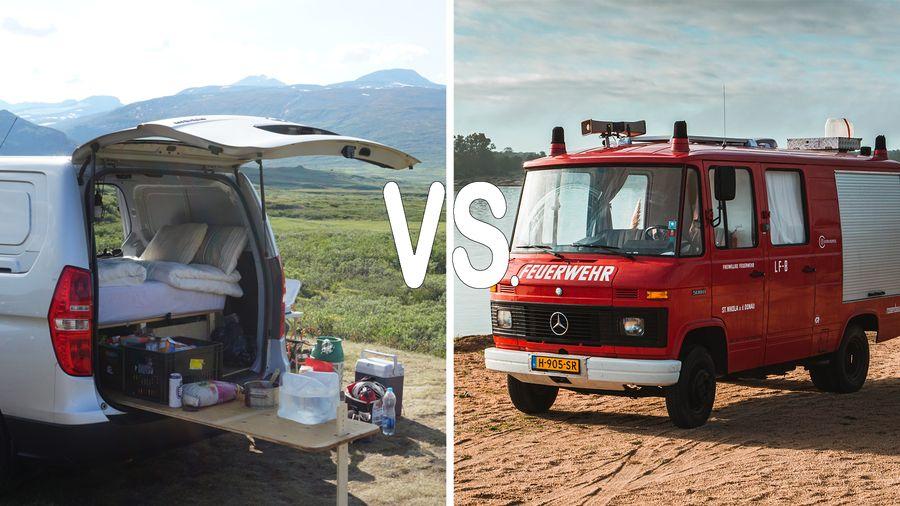 Zelf Camper Bouwen Kosten, Budget Luxueuze