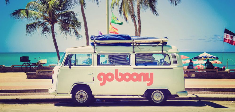 Verhuren camper Goboony